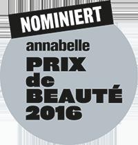 annabelle Prix de Beauté 2016